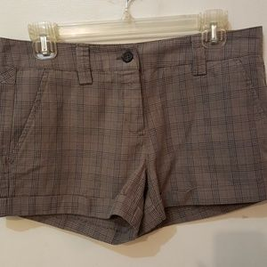 Pants - Sisley italian grey pleaded shorts